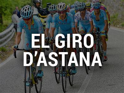Giro d'Itàlia 2015: l'immens poder de l'Astana
