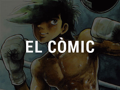 El Còmic: Ashita No Joe