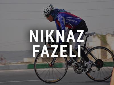Niknaz Fazeli
