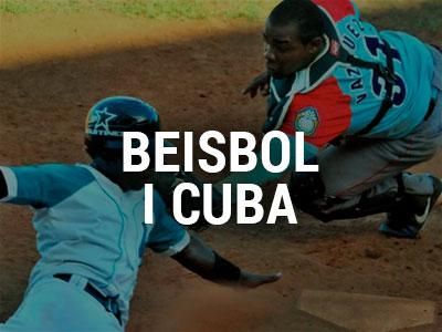 Beisbol i Cuba: qüestió d'estat